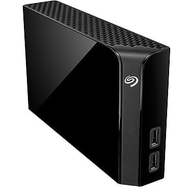 Seagate Backup Plus 8 TB USB 3.0 Hub Desktop Hard Drive, Black - $125 FS after VC - Staples