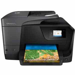 HP Officejet Pro 8710 All-in-One Inkjet Printer - $77 FS + additional $30 Fry's GC w/ in-store pickup