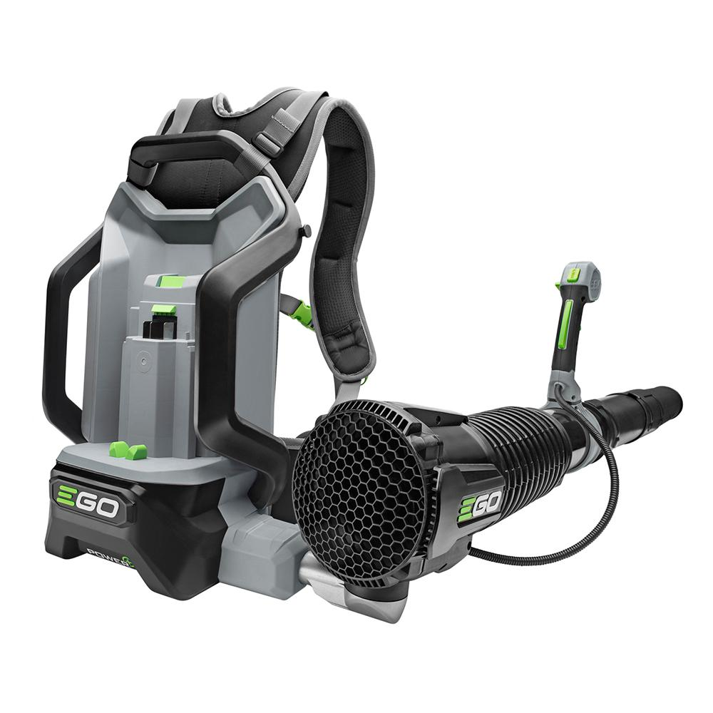 EGO Reconditioned 145 MPH 600 CFM 56V Lithium-Ion Cordless Electric Backpack Blower (Tool Only) $99.00