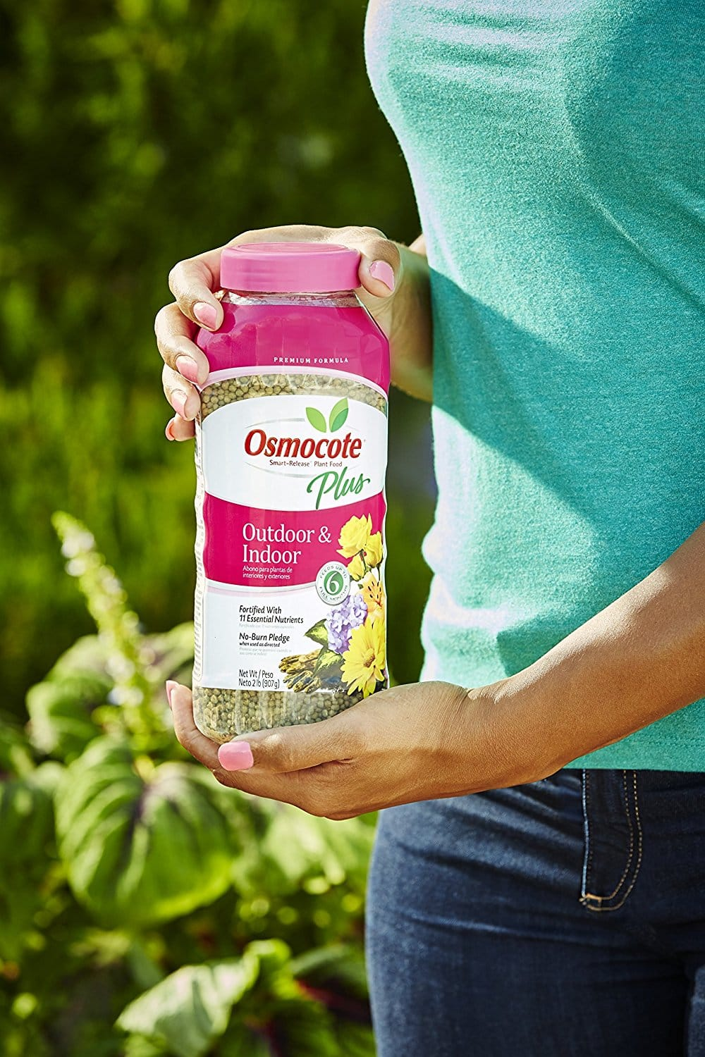 Osmocote Plus Outdoor and Indoor Smart-Release Plant Food, 2-Pound $5 amazon.com