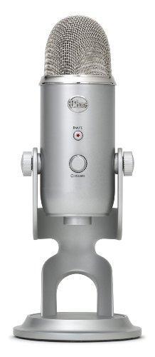 Blue Microphones Yeti USB Microphone (Silver) $75