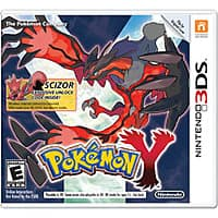 Walmart Deal: Pokemon Y Wal-Mart Exclusive (3DS) $24.99 Wal Mart (Free Store pick up)