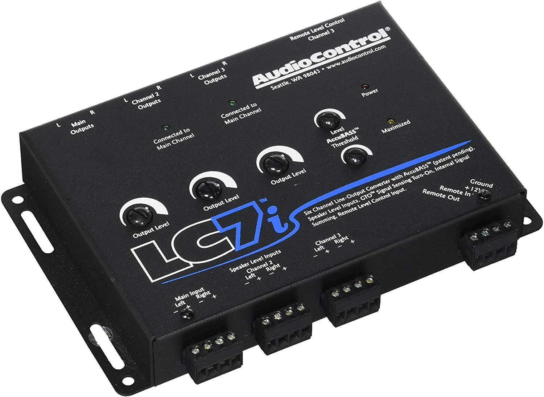 AudioControl LC7i 6-Channel Line Output Converter $119 @ Amazon