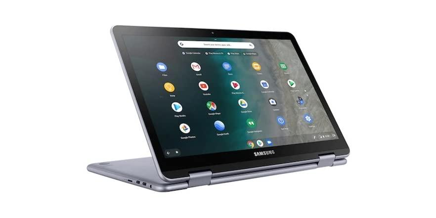 "Samsung XE525QBB-K01US 12.2"" Chromebook Plus Verizon 4G LTE Refurbished. $230"