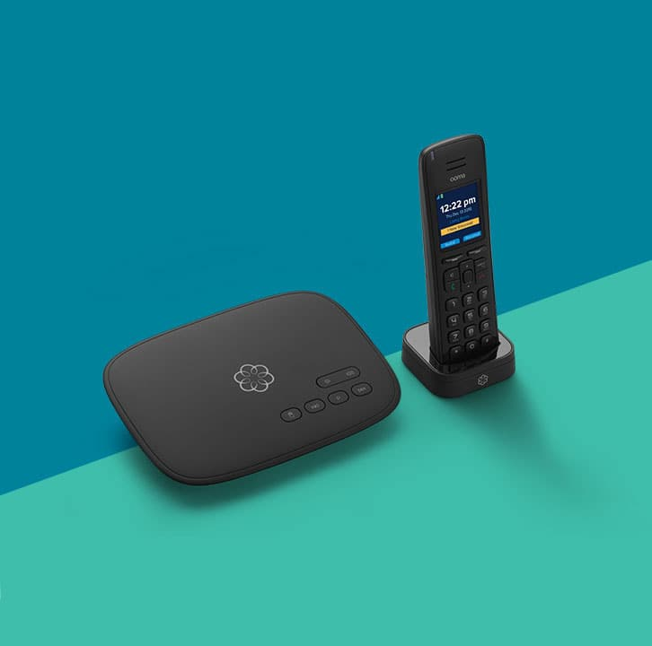 Ooma HD3 handset and Telo for $99.99