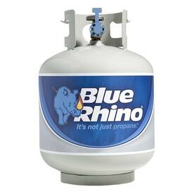 Lowe's In-Store Offer: 15-lb Blue Rhino Pre-Filled Propane Tank Exchange $12 After $3 Rebate