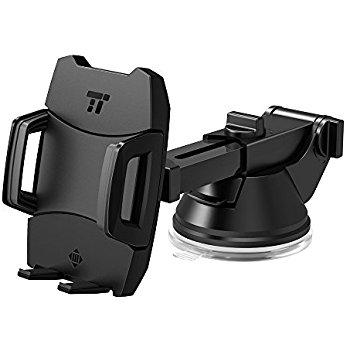 Phone Holder for Car, TaoTronics Car Phone Mount $6 @ Amazon