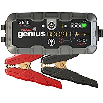 Noco Genius Boost UltraSafe Lithium Jump Starter: GB40 $80 & More @ Amazon