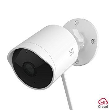 YI Outdoor Security Camera $84.99