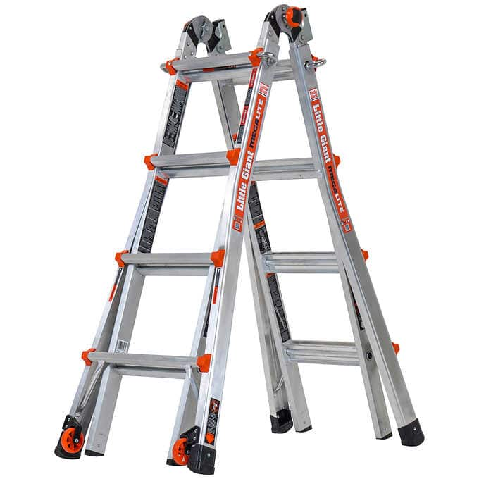 Little Giant MegaLite 17 Ladder: In-store @ Costco B&M $100