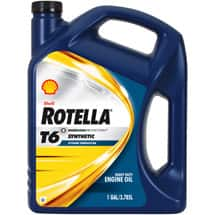 Rotella T6 Synthetic Motor Oil: Walmart + $5 mail-in rebate = $16.36/gallon