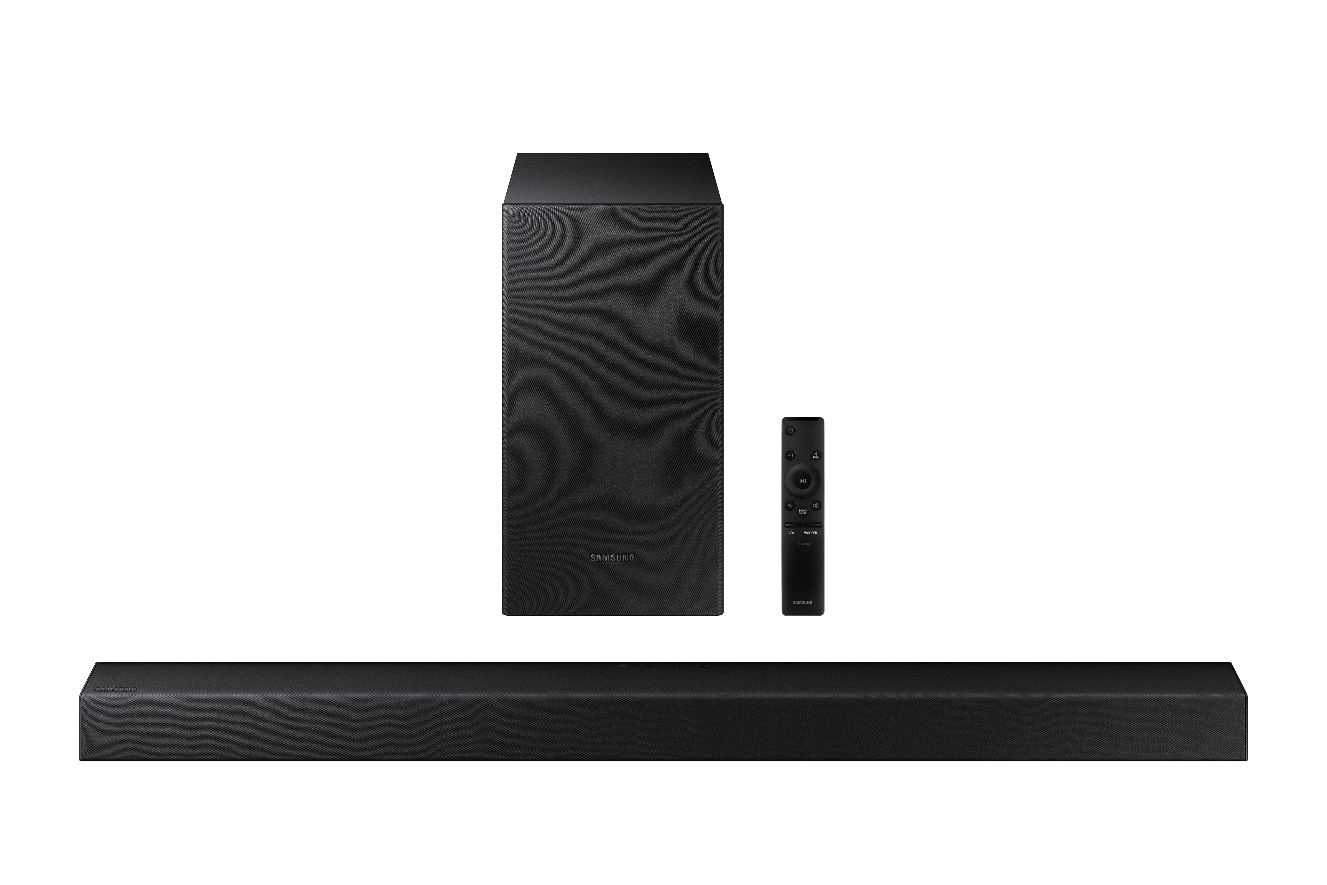 *** Starting on Nov 25 *** SAMSUNG 170W 2.1ch Soundbar with Wireless Subwoofer (Black Friday Deal) for $99 - Free Shipping