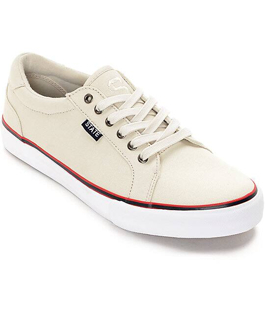 State Hudson canvas skate sneaks $11.99 at Zumiez (free shipping over $39)