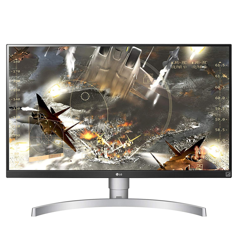 LG 27UK650-W 290 on Amazon $290.44
