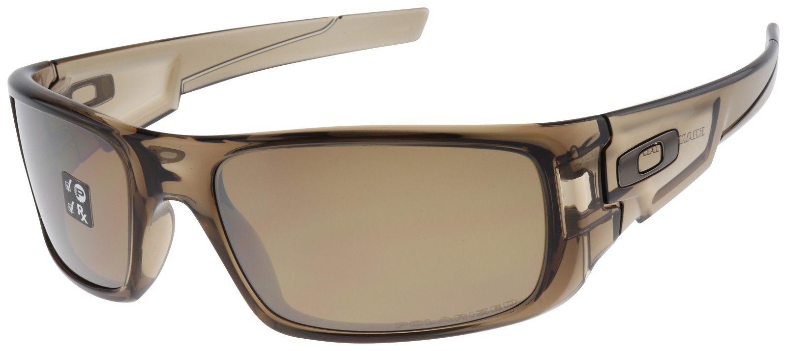 Oakley Crankshaft Sunglasses OO9239-07 Brown Smoke, $59.99