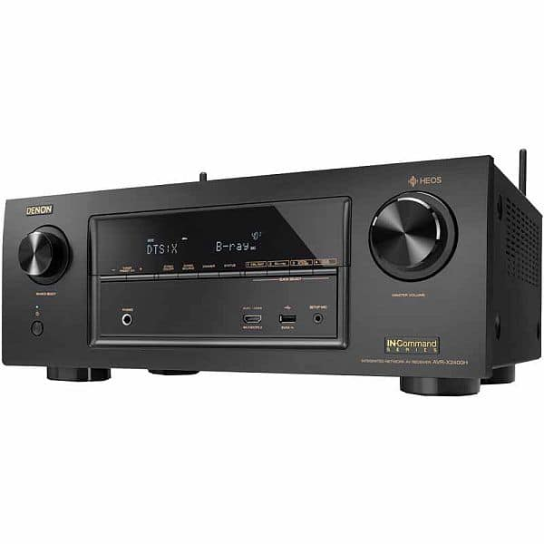 Denon AVR-X2400H 7.2 Channel 4K Receiver $398 With Sunday Promo Code