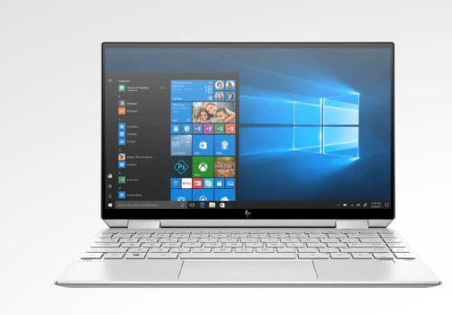 HP Spectre x360, 13.3 in. 4K OLED display, Core i7-1065G7, 16 GB LPDDR4, 512 GB SSD, 32GB Optane -- $1299.99