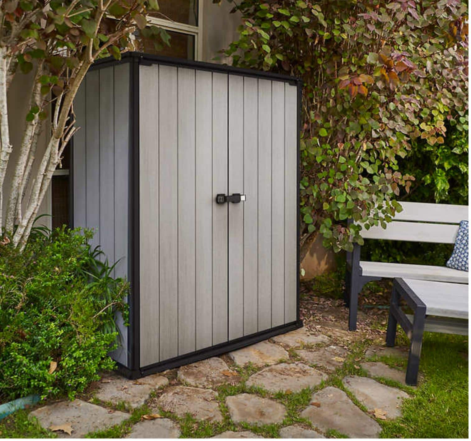 Keter High Store Storage Shed (Latest version) at Costco -- $300