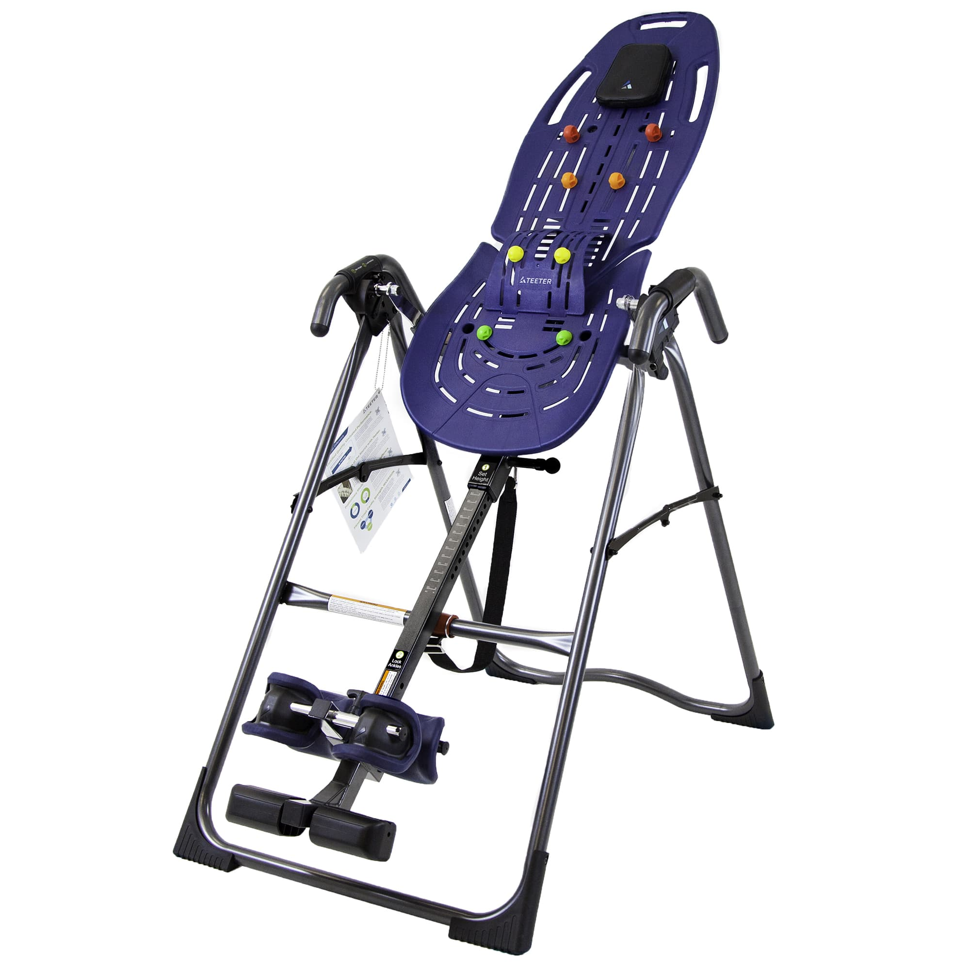 $  110 OFF TEETER EP-560 Ltd. Inversion Table with Back Pain Relief DVD $  219