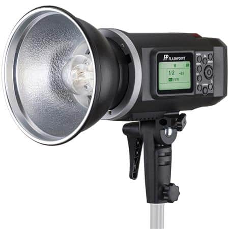 Flashpoint XPLOR 600 HSS Battery-Powered Monolight - Bowens Mount (AD600) XPLOR-600B $419.2