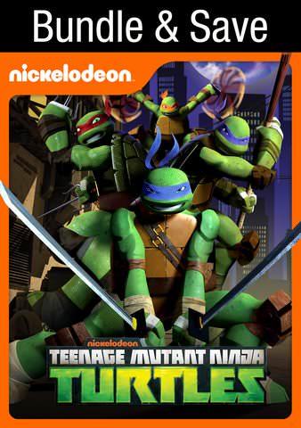 Teenage Mutant Ninja Turtles: The Complete Series (Bundle) $49.99