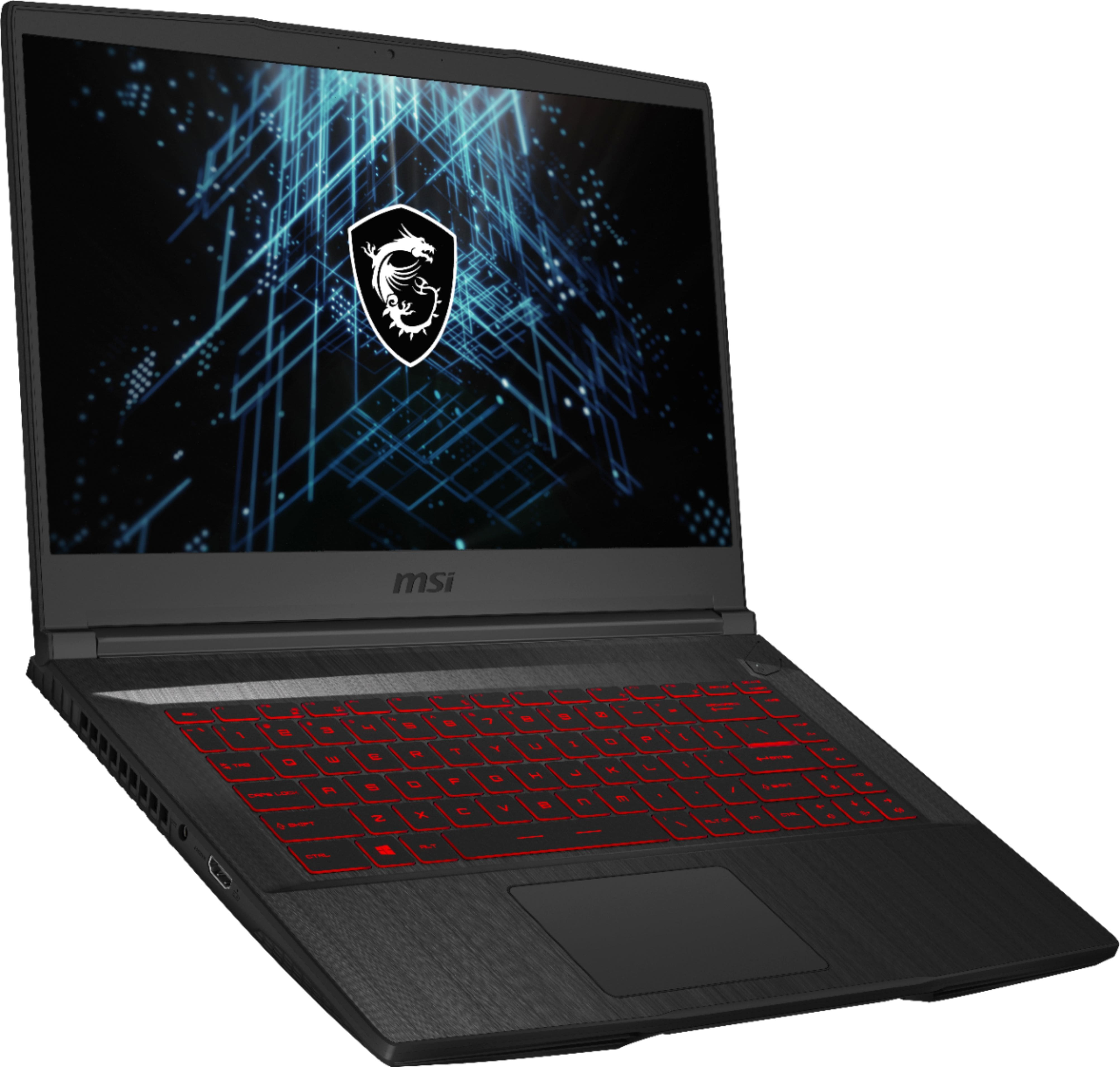 Best Buy: MSI GF65 Intel i5-10200H 6GB Nvidia RTX 3060 (Max-Q?) 8GB DDR4 512GB NVMe SSD 15.6'' 144Hz 1080p non-touch screen, WiFi 6, backlit keyboard 3-cell batt, pre-order $999.99