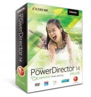CyberLink PowerDirector 14 (LE Edition) FREE from SharewareOnSale (1 day only)