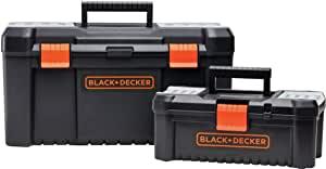 beyond by BLACK+DECKER Tool Box Bundle, 19-Inch & 12-Inch $26.03