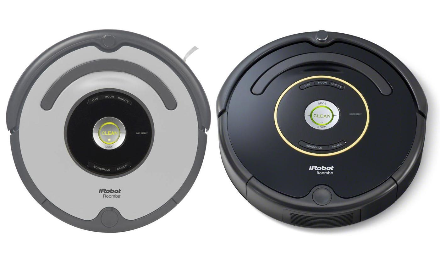 iRobot Roomba 650/655 Robotic Vacuum Cleaner (Refurbished) $150 + Free Shipping $149.99