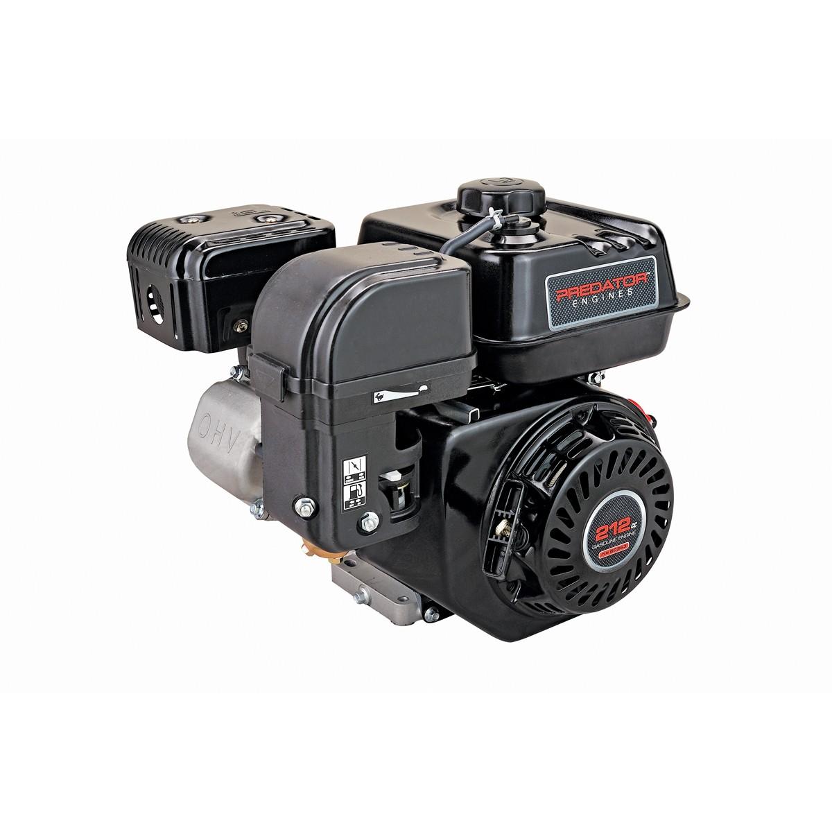 HEMI - 6.5 HP (212cc) OHV Horizontal Shaft Gas Engine EPA $100