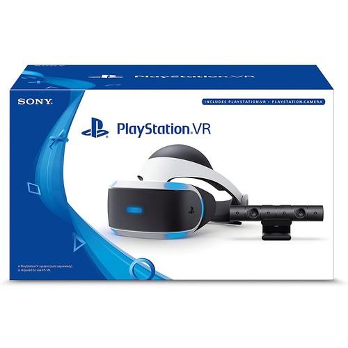 PlayStation VR Headset + Camera Bundle [Headset + Camera Bundle] $280