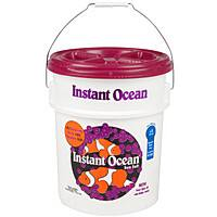 PetSmart Deal: Instant Ocean 160 Gallon Bucket Sea Salt mix Petsmart $13 after 10 rebate In-store only B&M