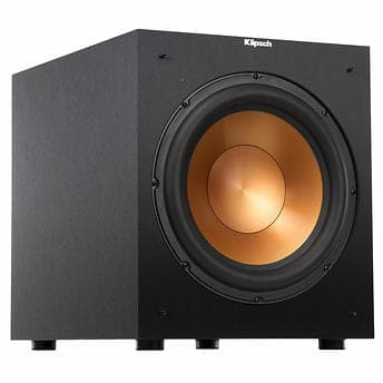 Klipsch R-12SW Powered Subwoofer $199 for Costco Members