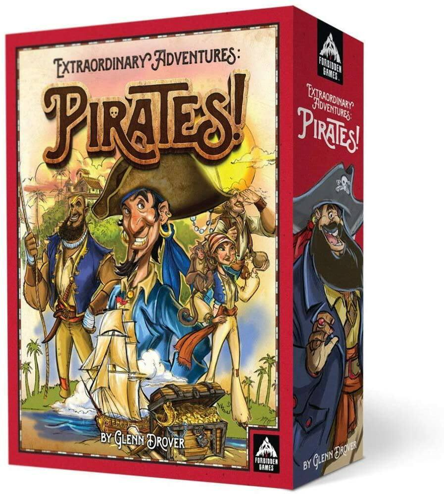 Limited time: Forbidden Games Extraordinary Adventures: Pirates! Amazon.com $29.99 $29.99