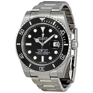 Rolex Submariner Men's Watch 116610LN $6850 20% Off + Free Shipping - Jomashop @ eBay Deals