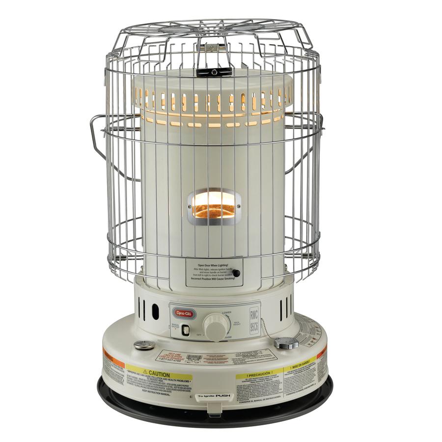 Dyna-Glo 23,000 BTU Kerosene heater $99 at Lowes thru 1/10