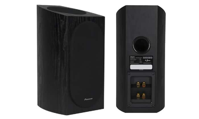 Pioneer SP-BS22A-LR Andrew Jones Bookshelf Speakers (Pair) $152.99 + Tax - Free Shipping