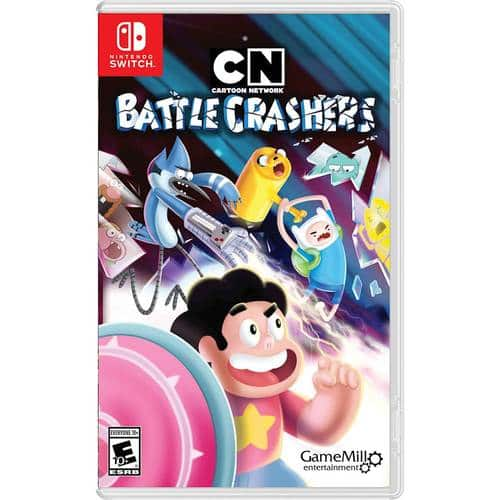 Cartoon Network Battle Crashers [Switch] $19.99