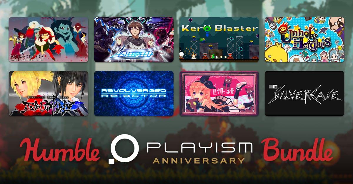 Playism Anniversary Bundle [PCDD] $1