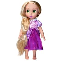 Deal: Disney Movie Rewards DMR Animators Collector Toddler dolls Rapunzel & Belle 1200 Points  +  Simba / Nala / Sulley Plush