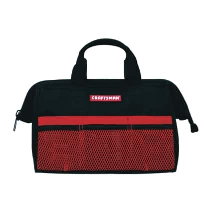 Craftsman 13in Tool Bag $2.99 w/Free In-Store PU @ Ace Hardware