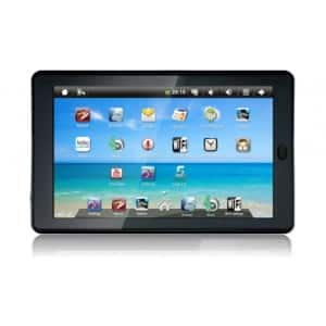 "7"" Sylvania Android Tablet $20 BigLots (B&M)"
