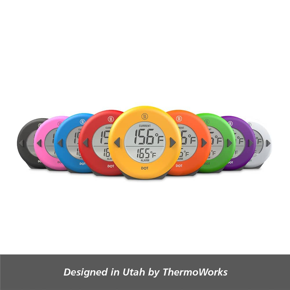 Thermoworks DOT $33.75 from $45 + $5 S/H at Thermoworks
