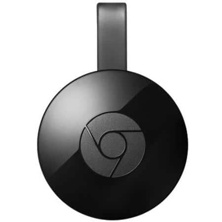 BestBuy - Google - $35 Chromecast (2015 Model) - Black for $32 plus $10 back in savings code