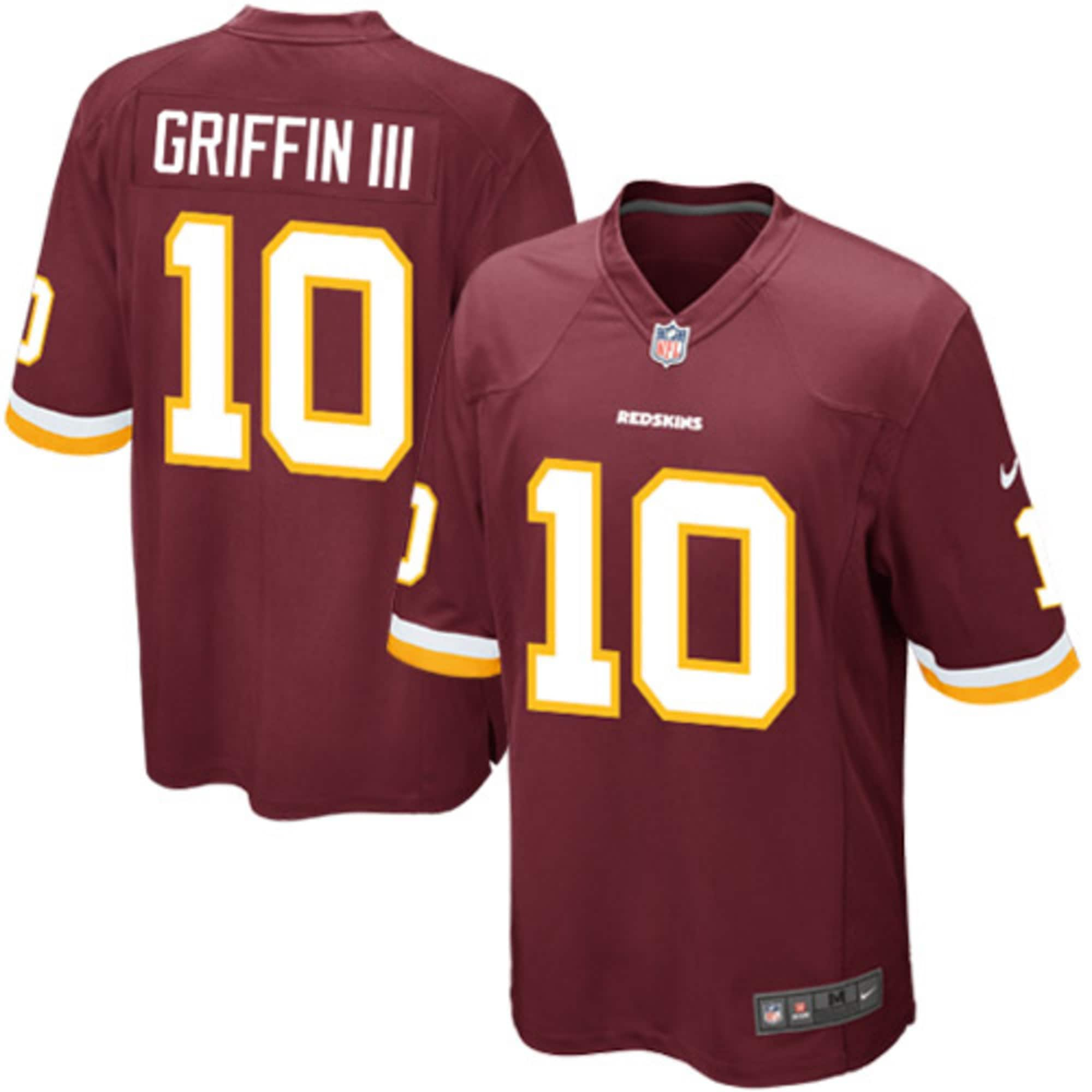 Nike Robert Griffin Washington Redskins Youth Game Jersey - Burgundy  5.99 54166420a