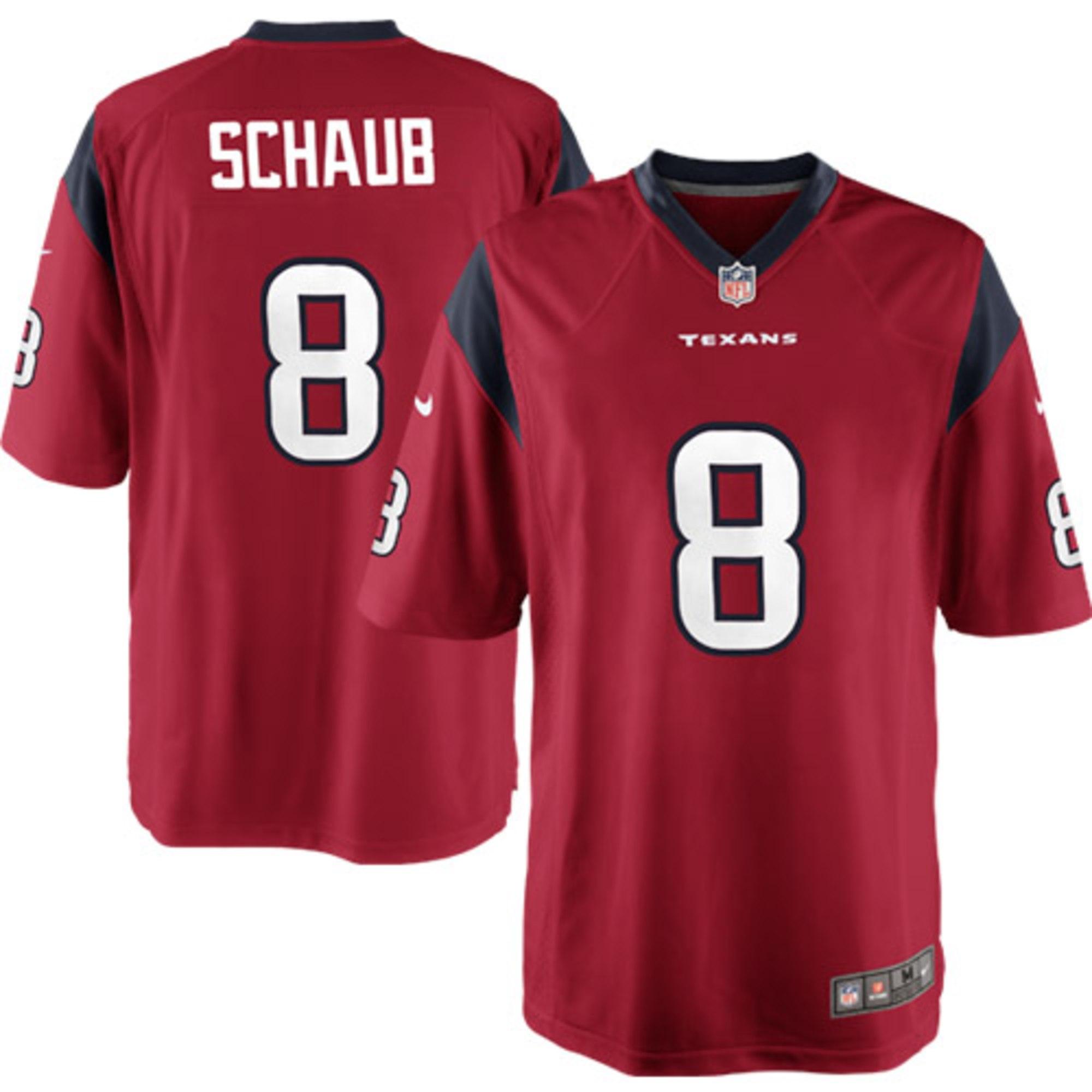 Nike Matt Schaub Houston Texans Youth Game Jersey  9.99 - Slickdeals.net a31b0c635