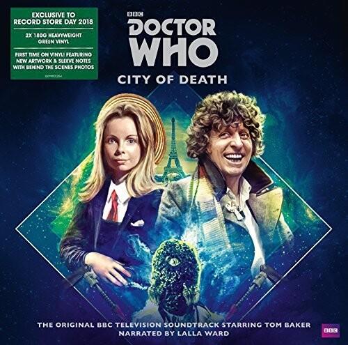 Doctor Who: City of Death - 2LP Audio Drama (BBC Original Import) $5.51