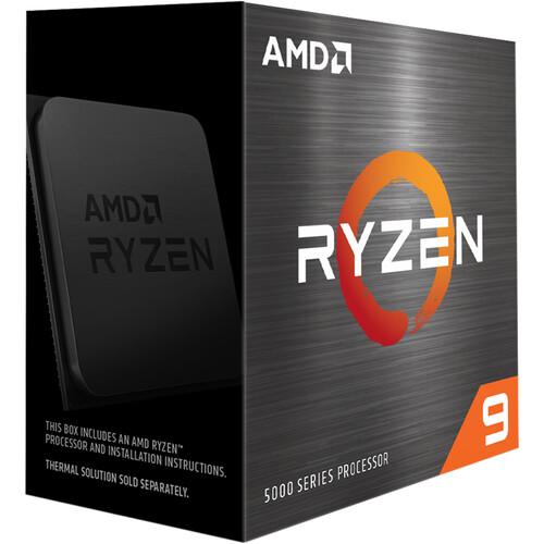 In stock - AMD Ryzen 9 5950X 3.4 GHz 16-Core AM4 Processor BHPhoto $829.99