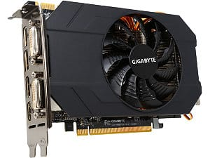 Gigabyte GTX 970 ITX-sized with game $330 - $10 MIR = $320