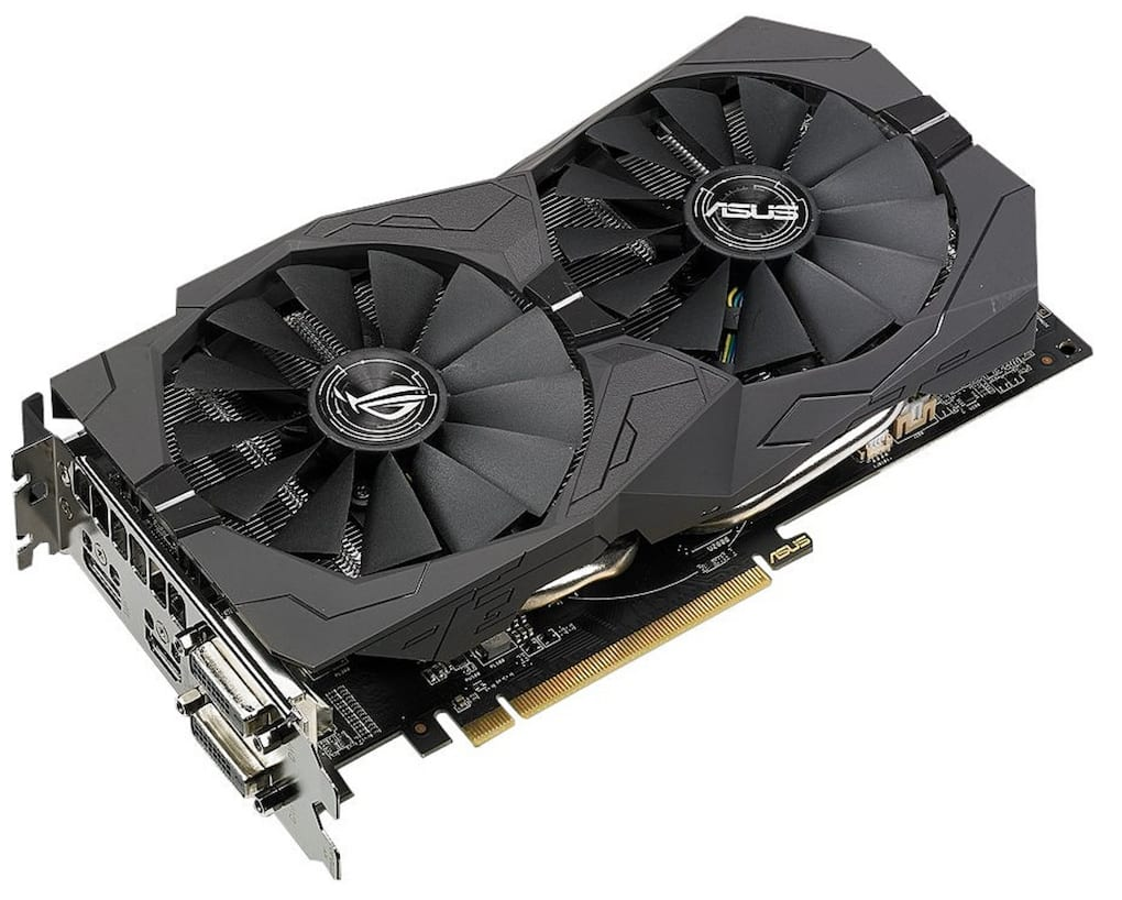 ASUS ROG STRIX RX570 4GB $189.99 after coupon - ships free (8/25 ship date)